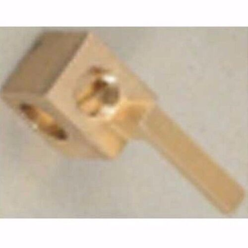 Hager 3-HOLE NEUTRAL LINK KM03A 1-Pole, Screw/Tunnel Connection *German Brand