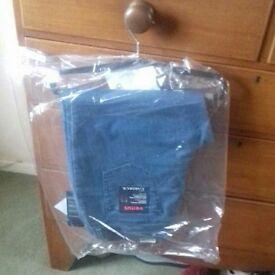 Gardeur cropped jeans size 20