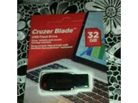 Memory stick 32 gb brand new