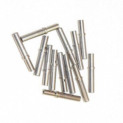 25 Deutsch Dt 16 Solid Contact Terminals Female Sockets For 16-18-20 Gauge Wire