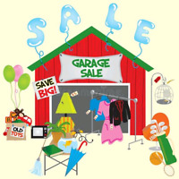 Garage Sale Saturday July 7th