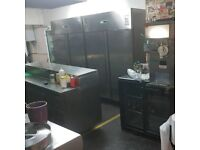 Commercial fridge 1200