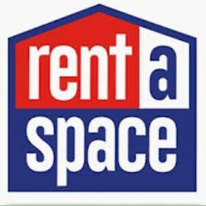 Heated storage space for rent