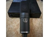 AUDIO TECHNICA AT4060 CONDENSOR MICROPHPONE