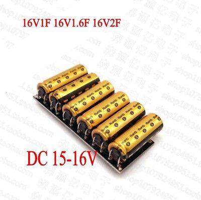 16v1f 1.6f 2f Farad Capacitor Module 2.7v 10f Super Capacitor Protection Board