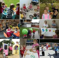 Licensed Family Child Care - PART TIME SPACE