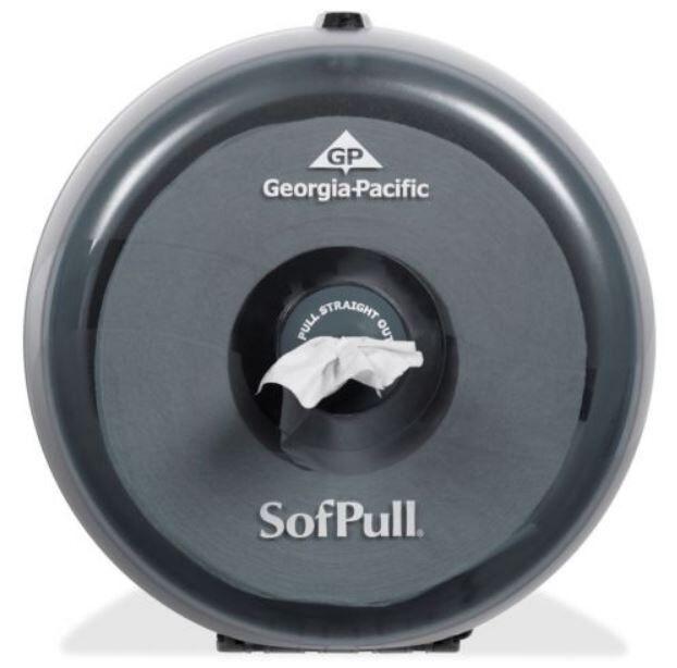 Sofpull Mini Tissue Dispenser - Center Pull - Smoke (gep-56513) (gep56513)