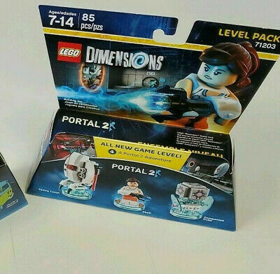 Lego Dimensions Portal 2 level pack New Sealed