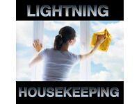 Domistic cleaning Housekeeping weekly clean standard clean deep clean end of tenancy clean