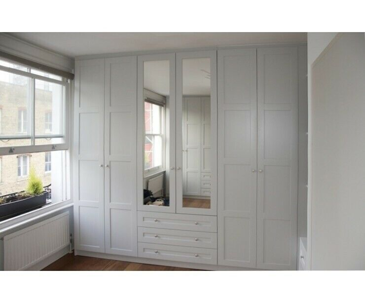 Fitted Kitchen And Bedroom Wardrobe Beds Sliding Doors
