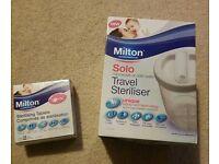 Milton Travel Steriliser