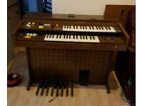 Yamaha electone piano