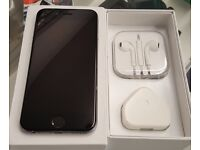 = With Receipt = Iphone 6 16gb Grey on Vodafone *Boxed*