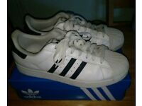 Adidas superstar 11 trainers