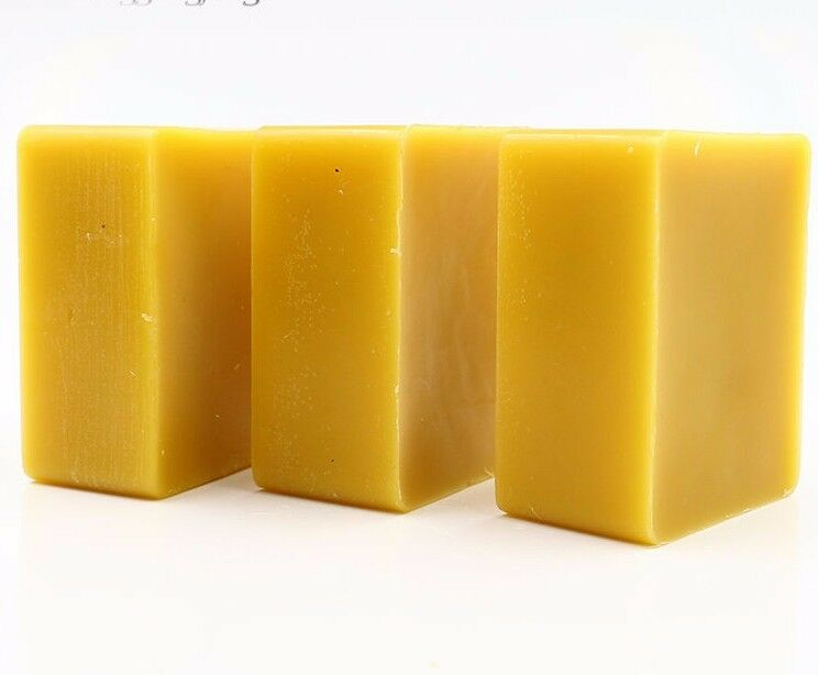 Cera d'api pura naturale biologica apicoltura candele sapone mobili creme 1.76oz