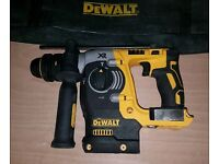 Dewalt DCH274 18V XR Brushless SDS Plus Rotary Hammer Drill BARE UNIT - NO BATTERIES OR CHARGER