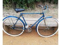 Vintage phoenix bike