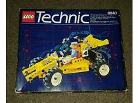Lego Technics 8840 Rally Shock and Racer