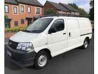 2007 Toyota Hiace 300 LWB 120BHP ** ONLY 45K + SAME OWNER FOR LAST 10 YEARS**