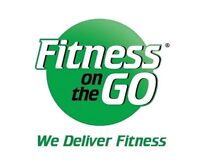 Fitness on the Go - FREE Consult + 2 FREE PT Sessions