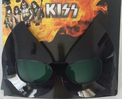 NEW KISS PETER CRISS CATMAN SHADES COSTUME GLASSES SUNGLASSES - Kiss Catman Costume