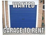 Garage to rent wanted. Neath