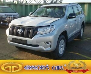 Toyota LC150 ACTIVE A/T6 2.8L Diesel *NEW CAR*