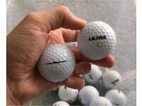 Wilson Ultra Grade A x30 golf balls