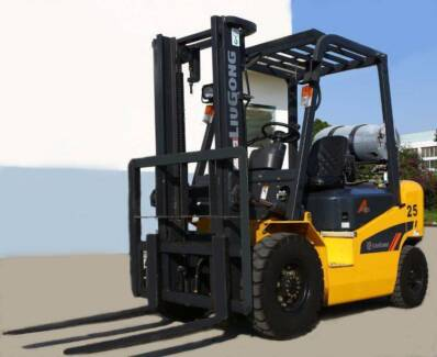 New 2.5t Container LPG Quality Forklifts $18990