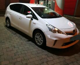Toyota Prius Plus Hybrid Electric 7 seater 2014