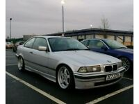 BMW E36 318is project (with spares)