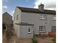 Great 1 bedroom ground floor flat, Lochgelly