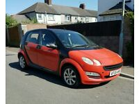 Smart ForFour Cool Style 1.1L 2006