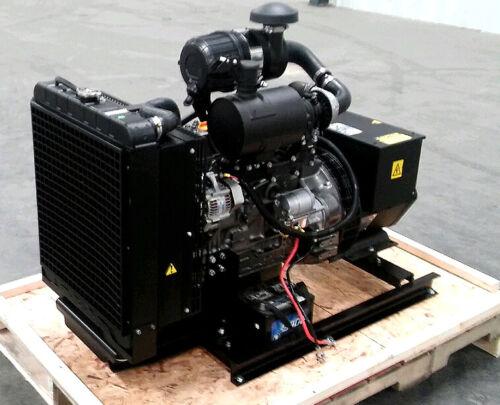 15 KW Diesel Generator Yanmar - Tier 4 Final phase 3600 rpm