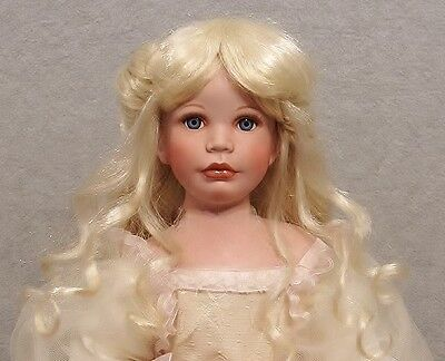 """Penelope by Patricia Rose 30"""" LE Porcelain Artist Doll by Paradise Galleries"""