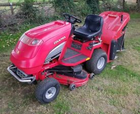 Countax C600H ride on lawn mower
