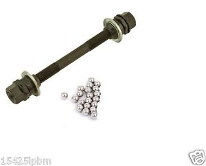 BICYCLE-FRONT-Axle-5-16-axle-cone-with-3-8-axle-140mm-W-BEARING