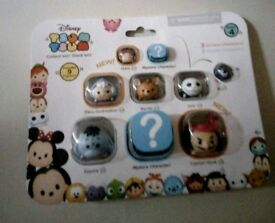 Disney Tsum Tsum - 9 figure pack series 4