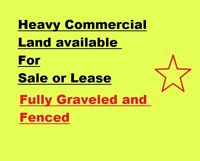 Land for Sale or Lease Calgary Alberta Preview