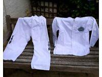 Taekwon-Do suit dobok size 160cm