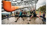 Tough Mudder Scotland Sunday 17 June