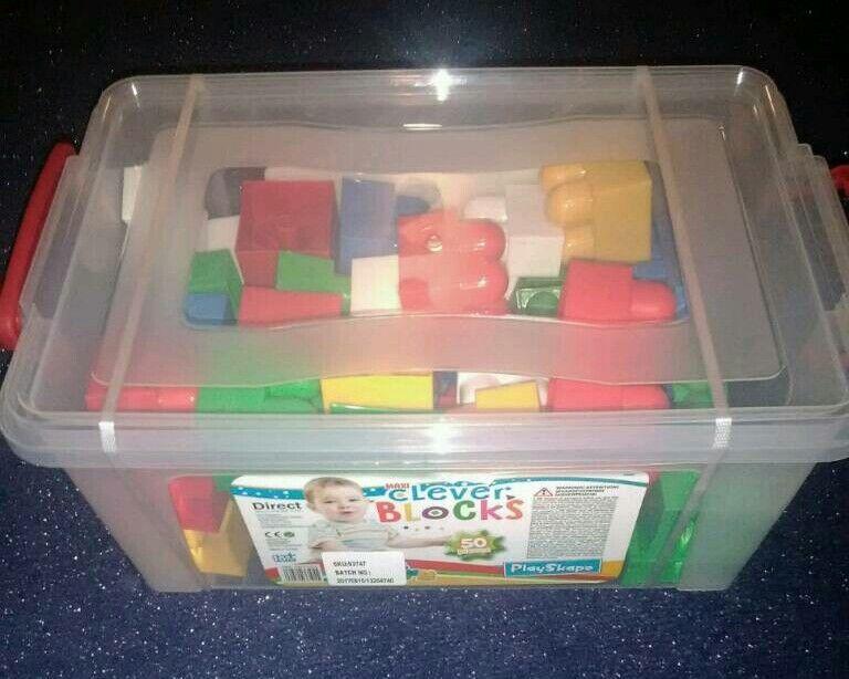Brand new Maxi clever blocks