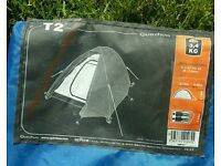 T2 2 man tent in good used condition! Fully functional! All bits in! Can deliver or post!