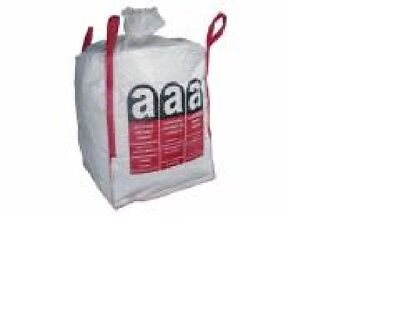 Big Bag für Asbestestentsorgung  90x90x110