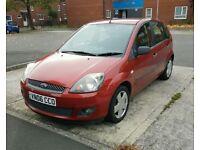 Ford Fiesta 1.4TD Zetec Climate 2006 '12 Months MOT, FSH, £30 Tax, Timing belt changed, 2 keys'