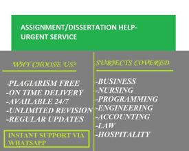 Expert Help-Essay,Assignment,Coursework,Dissertation,Programming PHP C#,Nursing,Engineering HND BBA