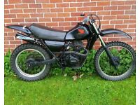 Honda xl125r , not cr yz kx ktm pit bike