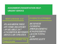 Expert Help-Essay,Assignment,Coursework,Dissertation,Programming c#,Nursing HSC,Engineering HND MBA
