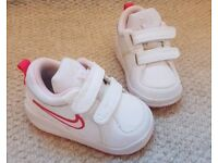 Nike infant kids trainers shoes size 3