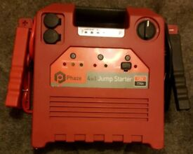 Phase 4 in1 jump starter